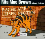 Cover of: Rache auf leisen Pfoten. 4 CDs. Ein Fall für Mrs. Murphy by Rita Mae Brown
