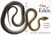 Cover of: Out of Eden by Alan Burdick
