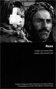Cover of: Kurdes by Reza
