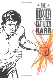 Cover of: The boxer by Kathleen Karr