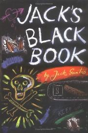Cover of: Jack's Black Book by Jack Gantos