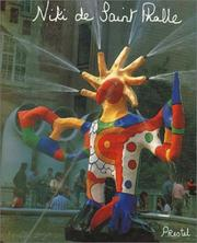 Cover of: Niki de Saint Phalle by Niki de Saint-Phalle