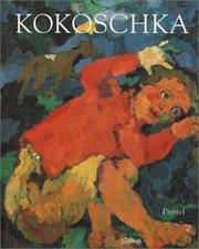 Cover of: Oskar Kokoschka by Kokoschka, Oskar
