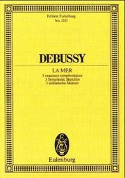 Cover of: La Mer by Claude Debussy