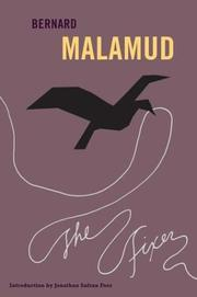 Cover of: The fixer by Bernard Malamud