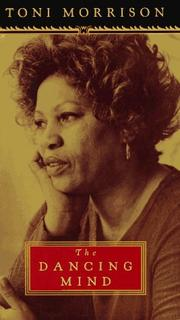 Cover of: The Dancing Mind by Toni Morrison