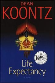 Cover of: Life expectancy by Dean Koontz