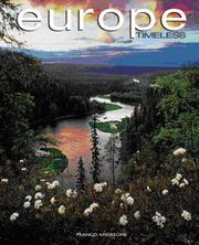 Cover of: Timeless Europe (Timeless Nature) by Franco Andreone