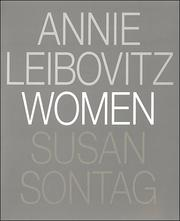 Cover of: Women by Annie Leibovitz