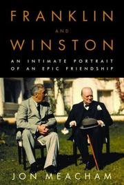 Cover of: Franklin and Winston by Jon Meacham