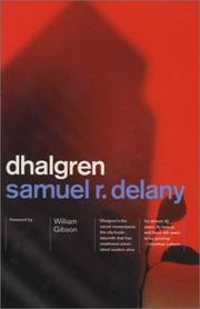 Cover of: Dhalgren by Samuel R. Delany