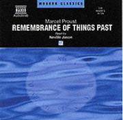 Cover of: Remembrance of Things Past by Marcel Proust