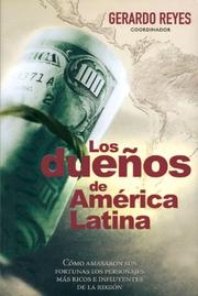 Cover of: Duenos de America Latina by Gerardo Reyes