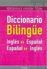 diccionario bilingue de ingles espanol: