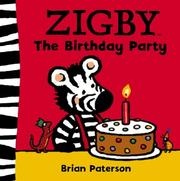 Cover of: Zigby by Brian Paterson