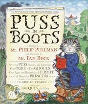 Cover of: Puss in Boots by Philip Pullman