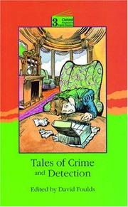 Cover of: Tales of Crime and Detection by D. H. Howe
