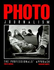 Cover of: Photojournalism by Kenneth Kobre