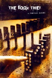 Cover of: The book thief by Markus Zusak