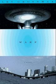 Cover of: Warp by Lev Grossman