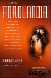Cover of: Fordlandia by Eduardo Sguiglia