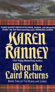 Cover of: When the Laird Returns by Karen Ranney