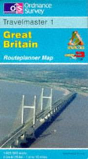 Cover of: Travelmaster (Travelmaster S.) by Ordnance Survey