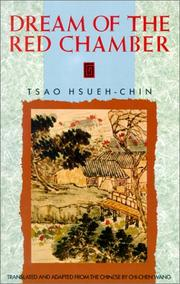 Cover of: Hong lou meng by Xueqin Cao