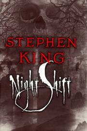 Cover of: Night Shift by Stephen King