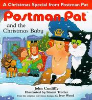 Cover of: Postman Pat and the Christmas Baby (Postman Pat) by John Cunliffe