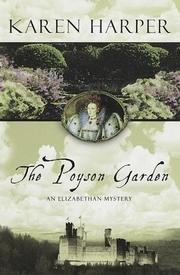 Cover of: The Poyson garden by Harper, Karen
