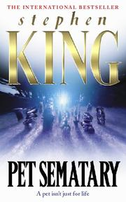 Cover of: Pet Sematary (Summer Read) by Stephen King