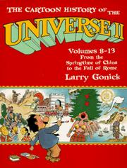 Cover of: Cartoon History of the Universe 2 by Larry Gonick
