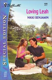 Cover of: Loving Leah by Nikki Benjamin