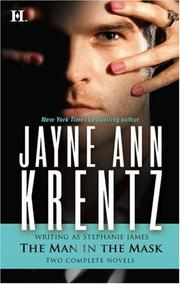 Cover of: The Man in the Mask by Jayne Ann Krentz
