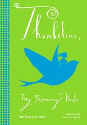 Cover of: Thumbelina by Barbara Ensor