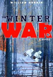 Cover of: The Winter War by William Durbin