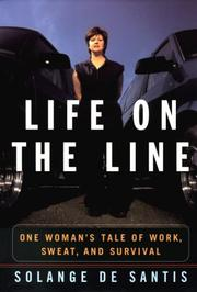 Cover of: Life on the Line by Solange De Santis