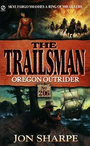 Cover of: Trailsman 206 by Jon Sharpe