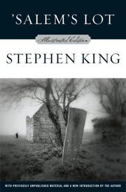 Cover of: 'Salem's Lot by Stephen King