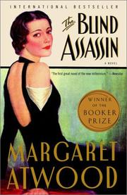 Cover of: The blind assassin by Margaret Atwood