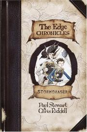 Cover of: Stormchaser by Stewart, Paul