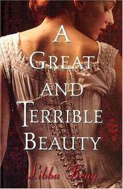Cover of: A great and terrible beauty by Libba Bray