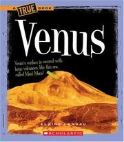 Cover of: Venus by Elaine Landau