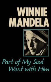 Cover of: Part of my soul went with him by Winnie Mandela