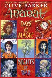 Cover of: Days of magic, nights of war by Clive Barker