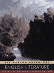 Cover of: Norton Anthology of English Literature by M.H. Abrams