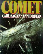 Cover of: Comet by Carl Sagan
