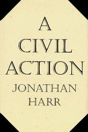 Cover of: A civil action by Jonathan Harr