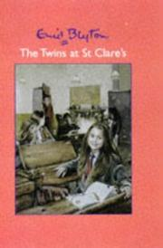 Cover of: The Twins at St Clare&#39;s by Enid Blyton